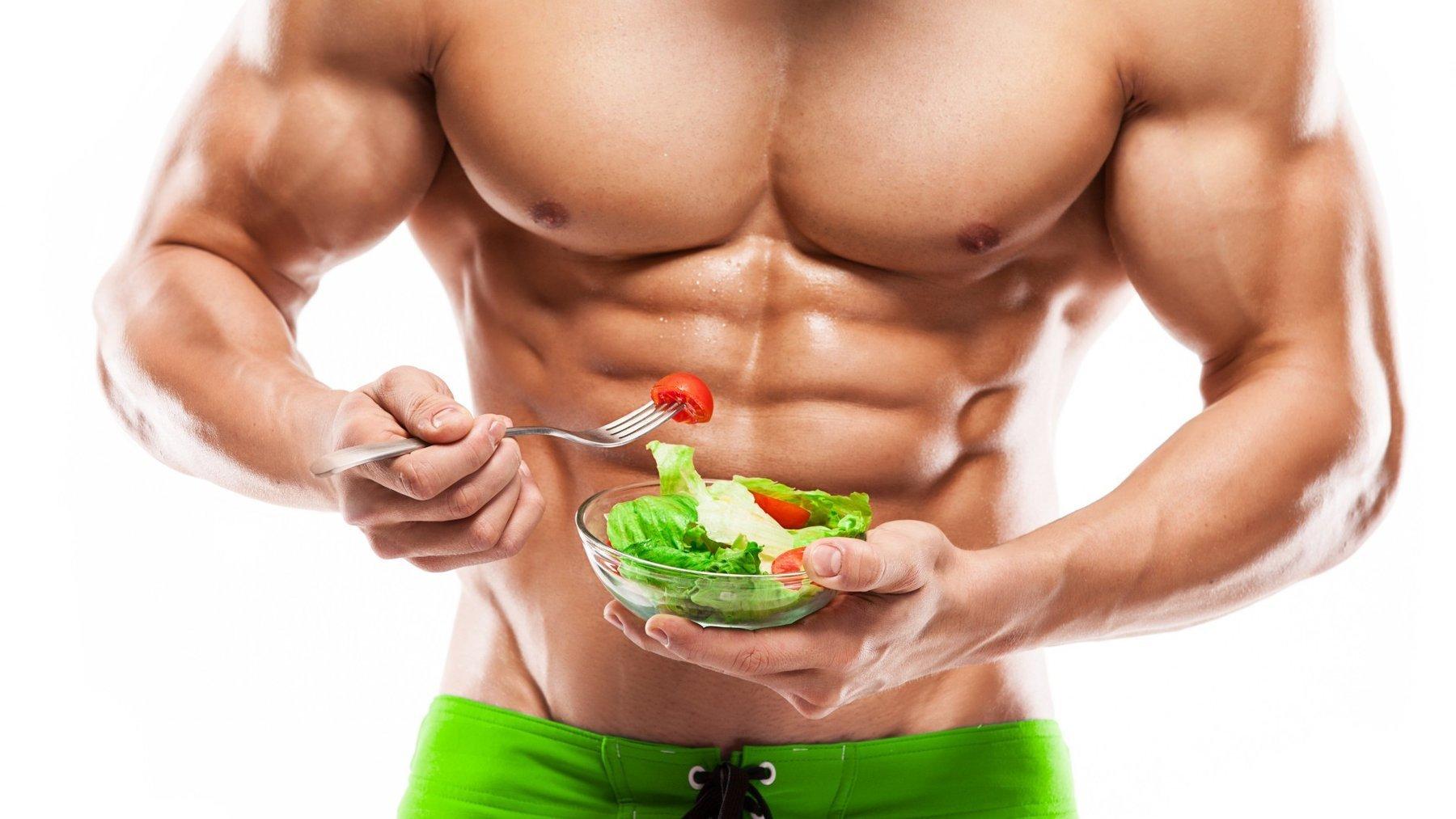 Спортивная диета для мужчин рецепт